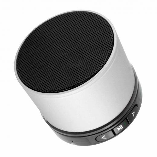 PUK Bluetooth Lautsprecher, silber