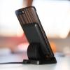 WAVE Smartphonehalter mit QI-Ladefunktion