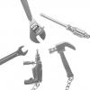 TOOL Schlüsselanhänger
