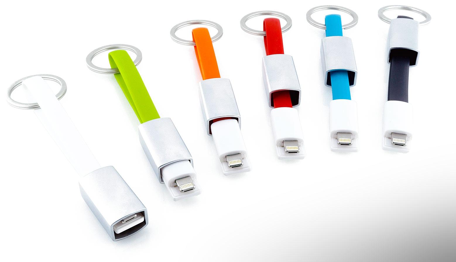 USB Kabel Loop 2in1